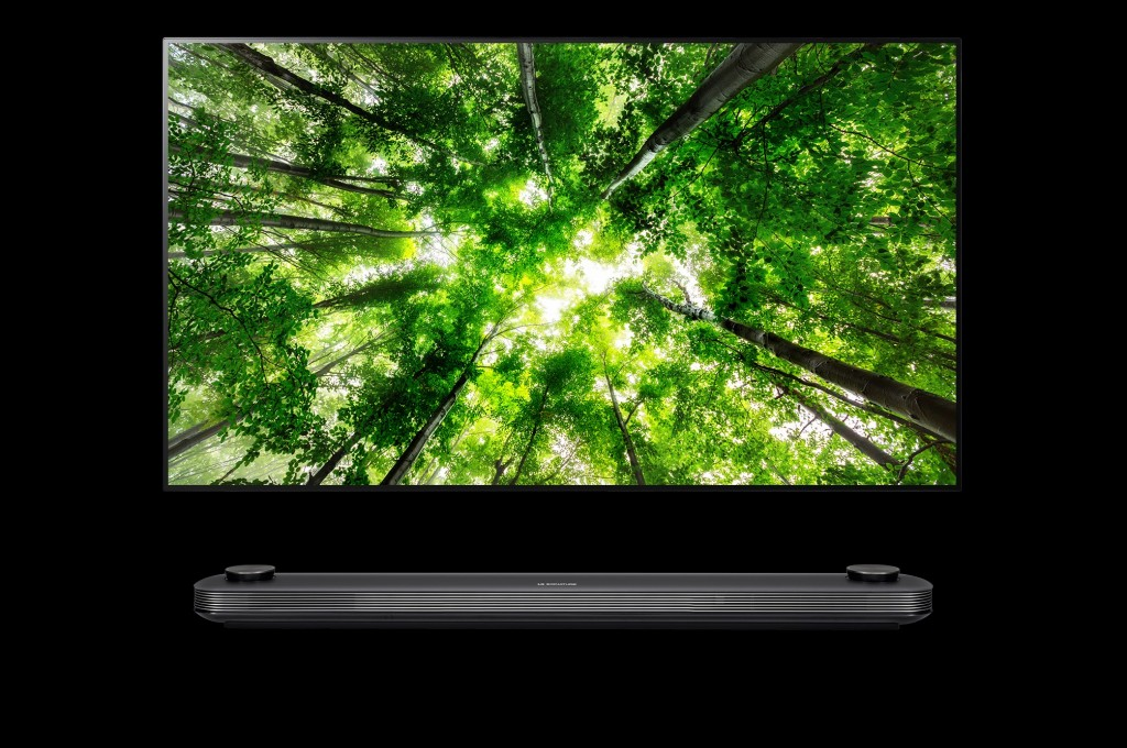 LG's AI-enabled OLED TVs go on sale this month