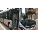 Total sales of more than 4000 electrified Volvo buses