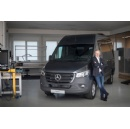 Mercedes-Benz Vans plans renewed growth in unit sales following record year 2017 – Hymer to be biggest customer for new Sprinter