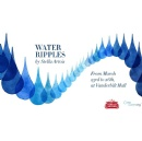 "Stella Artois and Water.org Present Kinetic Art Installation – ""Water Ripples"" by Stella Artois - In Grand Central Terminal to Help End Global Water Crisis"