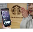 Starbucks Korea Debuts Voice Ordering through Samsung's Bixby