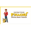 Free special demo version of the Detective Pikachu game!