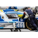 Dunlop teams make final preparations ahead of 4 Hours of Le Castellet
