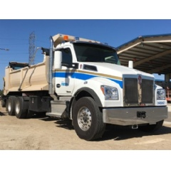 City of Fresno - Kenworth T880 Dump Truck