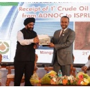 ADNOC and ISPRL Celebrate Arrival of First Crude Oil Shipment for Mangalore Strategic Reserve