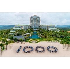 The opening of InterContinental® Phu Quoc Long Beach Resort in Vietnam marks the 1000th IHG hotel opening in the Europe, Middle East, Asia and Africa (EMEAA) region.