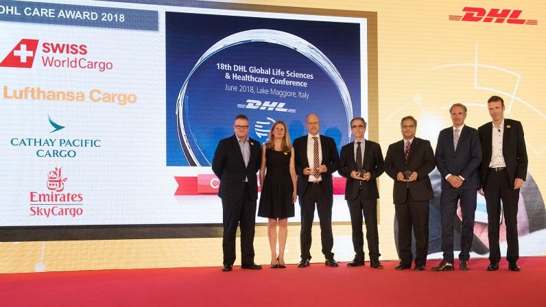 Kết quả hình ảnh cho DHL CARE Awards