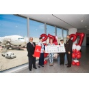 Emirates celebrates 5 million passengers in Beirut