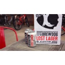 "BrewDog's new ""Lost Lager"" found exclusively at Tesco & Booker"