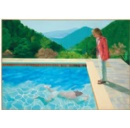 Christie's To Offer David Hockney's Masterpiece Portrait of An Artist (Pool with Two Figures)