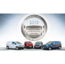 Groupe PSA wins the 2019 International Van of the Year (IVOTY) Award