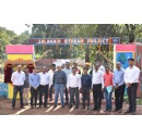 Tata Steel inaugurated Jalahari Stream Project at Khondbond