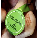 De Groene Weg reaches milestone of 100,000 organic pigs in one year