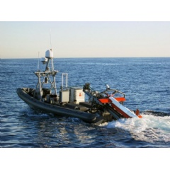 Northrop Grumman Demonstrates AQS-24B Mine Hunting and Undersea Surveillance Capability at Autonomous Warrior 2018 - Jervis Bay, Australia
