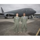 U.S. Air Force Accepts First Boeing KC-46A Pegasus Tanker Aircraft