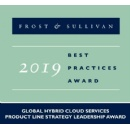 Tata Communications honored by Frost & Sullivan for creating robust IZO™ Cloud Enablement Platform