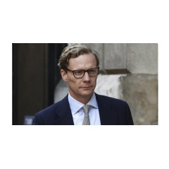 This will be Alexander Nix's first speaking appearance since the company went into administration