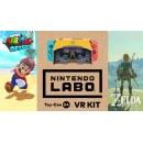 The Toy-Con VR Goggles from Nintendo Labo: VR Kit will soon be compatible with two fan-favorite Nintendo games!