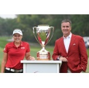 CP renews Canada's top-ranked golfer Brooke Henderson for five-years as golf ambassador; Sister and caddy Brittany Henderson joins CP family