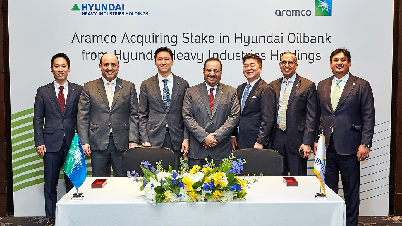 Saudi Aramco to acquire stake in South Korean Hyundai Oilbank | WebWire