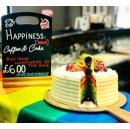 Hilton Cambridge City Centre Introduces 'Rainbow Cake' in Time for Cambridge's First Pride Parade
