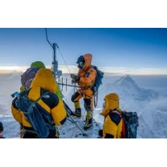 World's Highest Weather Station Installed on Mount Everest
