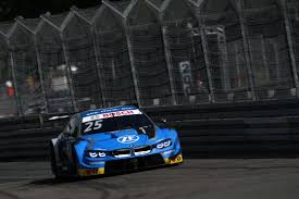 The Bmw M4 Dtm At The Cathedral Of Speed Dtm Debut At Tt Circuit