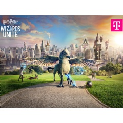 Deutsche Telekom connects wizards around the world.