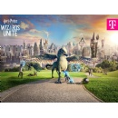 Magical real-time augmented reality game: Deutsche Telekom connects wizards around the world