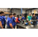 BASF's TECH Academy teaches local high school students about craft careers