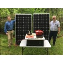 Solar-powered home cooking system, designed to replace traditional fuel-based systems, wins 2nd Elsevier-ISES Renewable Transformation Challenge