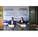 FDC and Hitachi signed joint venture agreement for a new water solution company