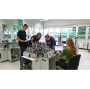 Vocational training at Siemens