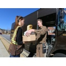 UPS To Hire about 100,000 for Holiday Season