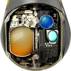 Northrop Grumman's LITENING advanced targeting pod includes a suite of advanced sensors and data link options for a wide range of targeting and surveillance missions.
