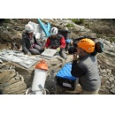 ROM's fieldwork expedition to the Burgess Shale documented in CBC TV's The Nature of Things episode First Animals