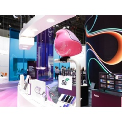 "Visitors can view the concept called ""The Bird"" at Covestro's stand at ""K 2019"" in Düsseldorf, Germany."