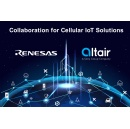 Renesas and Altair Semiconductor Announce Collaboration for Cellular IoT Solutions