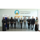 Alstom Recruits Students from Ajman University