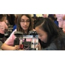 BASF introduces 100 female high school students to STEM careers