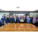 Thai Union welcomes Thailand Volleyball Association at Bangkok Office