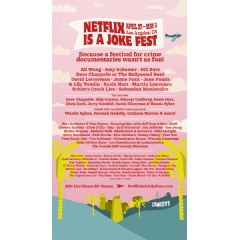 Netflix Is A Joke Fest | Comedy Festival | Live in Los Angeles | Lineup & More