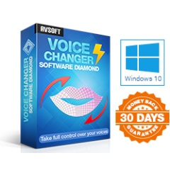 File Morpher continues to be the best exclusive feature of Voice Changer Software Diamond 9.5