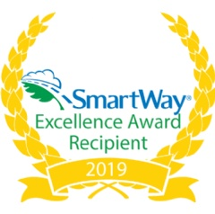 For the third year in a row, Navajo Express has received the SmartWay Excellence Award for their practices in sustainable trucking.