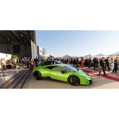 Guests at the 10th Annual Flight to Luxury will be welcomed on a red carpet with champagne and live entertainment as they peruse exotic cars and private jets and enjoy tastings from the top Colorado chefs.