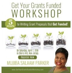Get Your Grants Funded Workshop