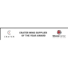 Crater Wins 2018 Supplier of the Year Award