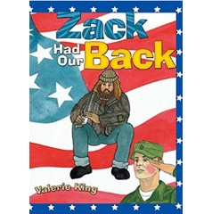 Children's Book 'Zack Had Our Back' Delivers Valuable Insights on Sacrifice of War