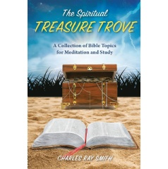 """The Spiritual Treasure Trove"" is your day-to-day guide for spiritual mediation."
