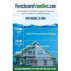 """ForeclosureFriendlies.com"" now free on Amazon 2/11-2/15"